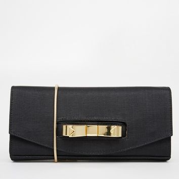 Ted Baker Bow Detail Clutch Bag