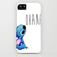 Ohana iPhone & iPod Case by hayimfabulous