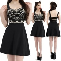 Jawbreaker | Ouija Dress (DRA 2370) - Tragic Beautiful buy online from Australia