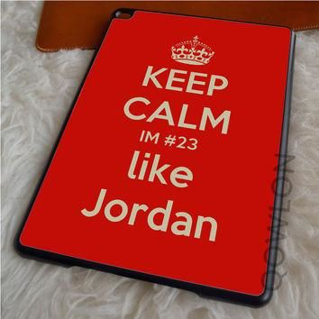 AIR JORDAN 23 iPad Air Case