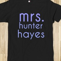 mrs. hunter hayes - pWITTY girl rock