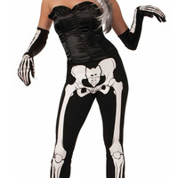 Hot Skeleton Leggings