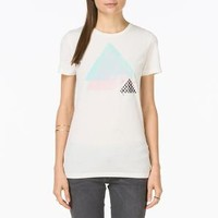 Product: Triangular Crew Neck Tee