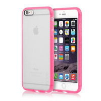 Incipio iPhone 6 Plus Octane Case - Frost / Neon Pink
