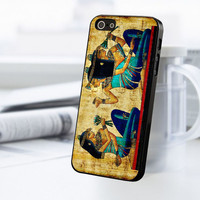 Painting Egyptian iPhone 5C Case