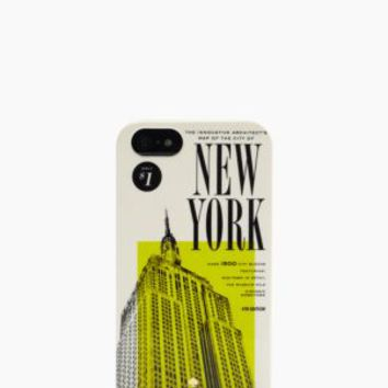 new york map iPhone 5 case - kate spade new york