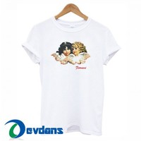 Angel Fiorucci T Shirt Women And Men Size S To 3XL