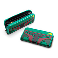 Star Wars Boba Fett Embossed Wallet