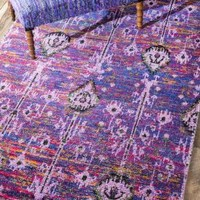 Rugs USA Ikat IK02 Purple Rug