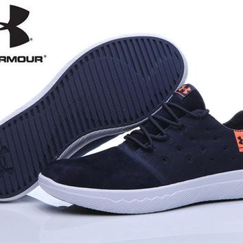 UNDER ARMOUR Charged Running Shoes,New Colors UNDER ARMOUR Outdoor Sports Shoes Sneakers Men's Running Shoes