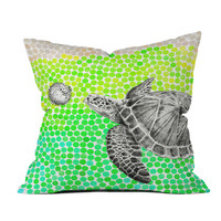 Garima Dhawan New Friends 1 Throw Pillow by DENY Designs at Gilt