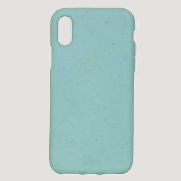 Eco-Friendly Ocean Turquoise iPhone XR Case