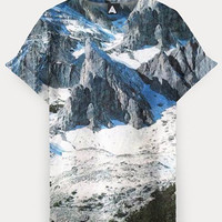 AND.ALSO Mountain Tee   ANDCLOTHING