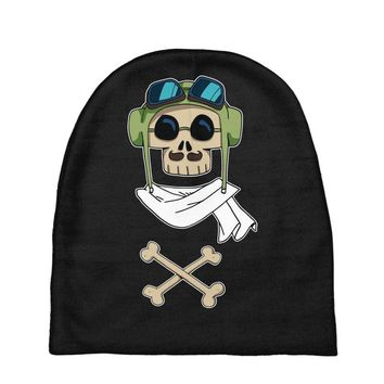 porco rosso dead Baby Beanies