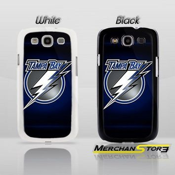 Tampa Bay Lighitning NHL Team Logo Samsung Galaxy S3 Case