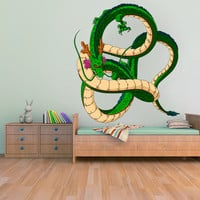 Shenron Decal - Wall Decal Printed and Die-Cut Vinyl Apply in any Flat Surface- Shenron - Dragon Ball Z Wall Decal Sticker