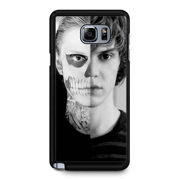 American Horror Story Skull Tate Samsung Galaxy Note 5 Case
