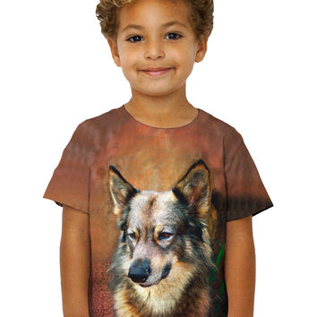 Kids German Shepherd Fun