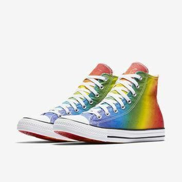 DCCK1IN the converse chuck taylor all star pride geostar high top unisex shoe
