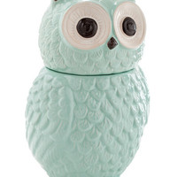 ModCloth Owls Hoot Wants a Cookie? Canister