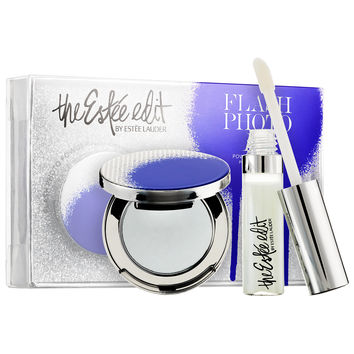 Sephora: The Estée Edit : The Flash Photo Kit : complexion-sets