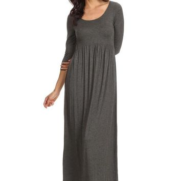 Be There Soon Maxi Dress