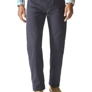 Dockers 5 Pocket Straight Fit - Blue - Men's