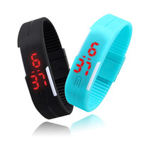 Sport Watch Men Watches Fashion Simple Colorfull Outdoor Sports Watch 11 Colors tf-83