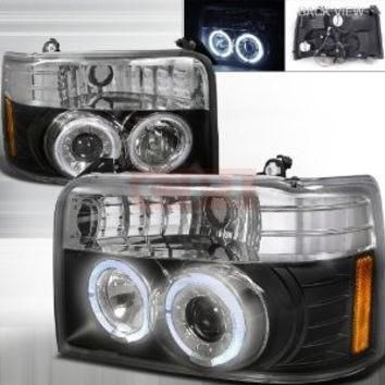 Ford F150 Ford F150 Projector Headlights Performance Conversion Kit-a