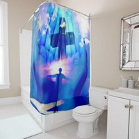 a 2607 shower curtain