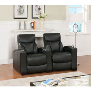 Taglio – Coliseum 2 Top Grain Leather Home Theatre Seating