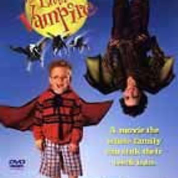 Little Vampire (Dvd/Dvd Rom/Games/Trailer/Filmographies/Animated Menus)