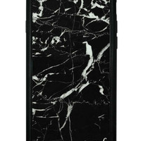 Black Marble iPhone 6/6s Case
