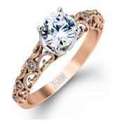 Skyler Engagement Ring Steven Singer Jewelers