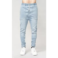 Zespy Pant Denim – CURATED