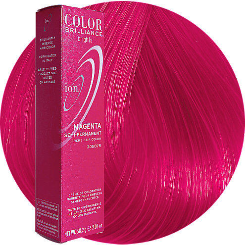 How To Get Ion Semi Permanent Hair Color Out