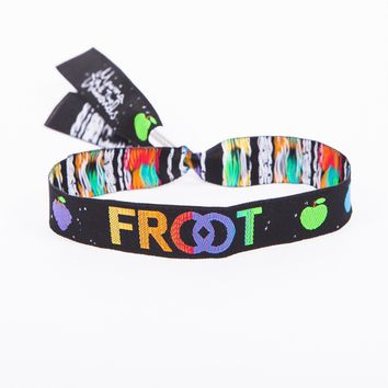 FROOT Fabric Wristband