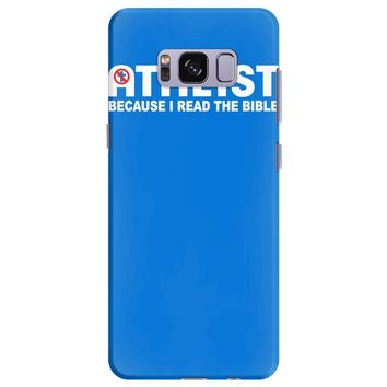 atheist bible lies god sinner agnostic humanist athiest Samsung Galaxy S8 Plus