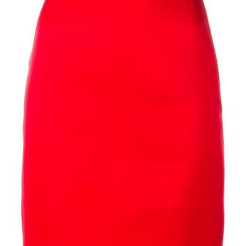 Classic Mini Pencil Skirt - LANVIN