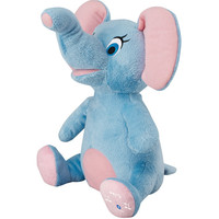 Ilive Animated Plush Animal Bluetooth Speaker (elephant)