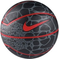 "Nike Lebron XII Playground Official Basketball (29.5"") - Grey/Red 
