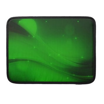 Emerald Wave Sleeves For MacBooks