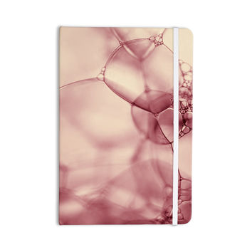 "Ingrid Beddoes ""Pink Bubbles"" Everything Notebook"