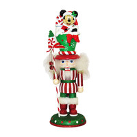 Santa's Little Helper Collection 14-Inch Hollywood Minnie Mouse Nutcracker