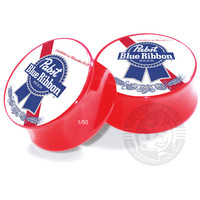 PBR Logo - Acrylic - Image Plugs - COLLECTORS - 1/50