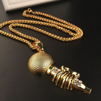 New Arrival Stylish Jewelry Gift Shiny Hot Sale Fashion Accessory Club Necklace [6542763395]