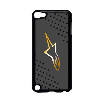 alpinestars grunge protective gear jersey iPod Touch 5 Case