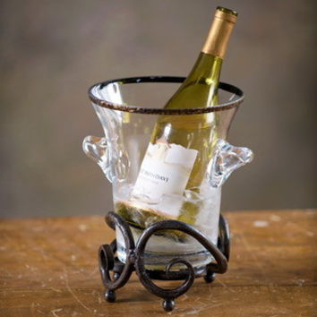 Sienna Table Bottle Chiller by Bella Toscana