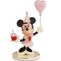 LENOX Disney's Birthday Cheer from Minnie Mouse