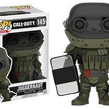 Funko Pop Games: Call of Duty - Juggernaut Vinyl Figure